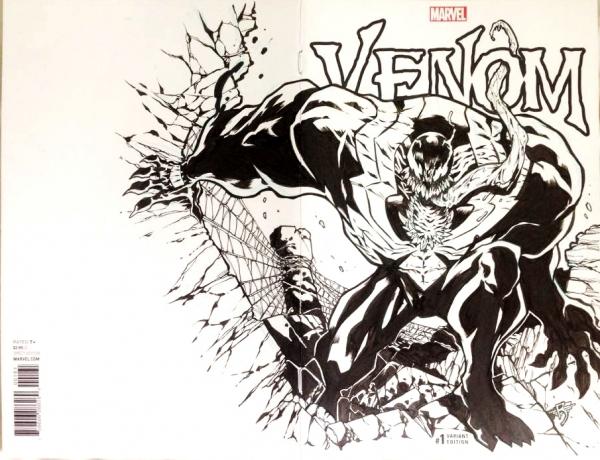 Venom Blank Cover