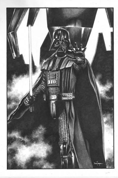 Mico Suayan Darth Vader