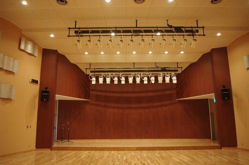 勝山公民館音楽ホール