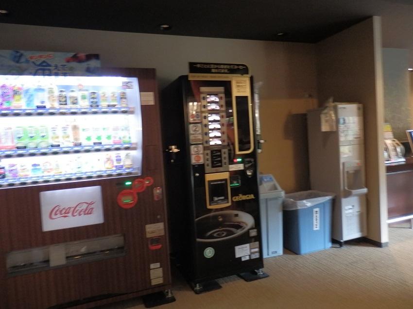 自販機、製氷機