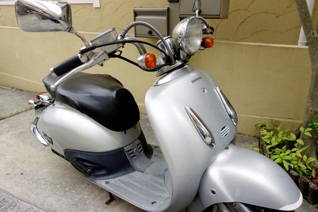 HONDA・ジョーカー90・バイク②