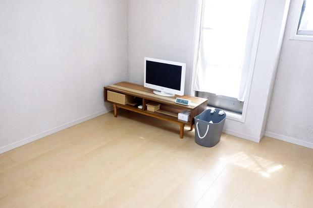 バルコロールM・グレー・寝室①