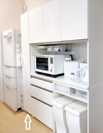 キッチン・パモウナ・パントリー⑧