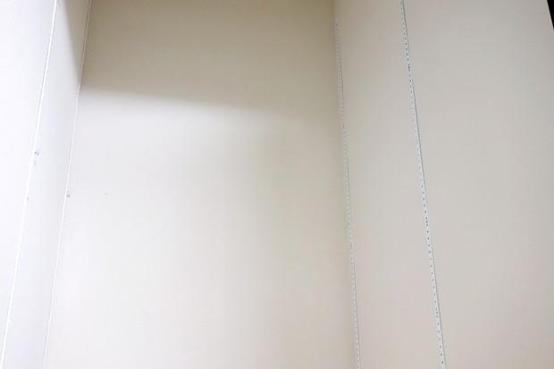 寝室・階段上収納・DIY③