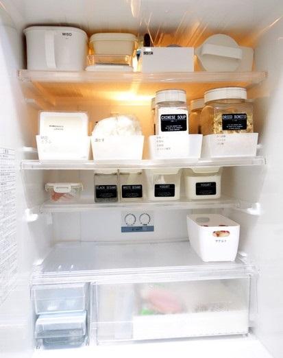 冷蔵庫・冷蔵室全体①