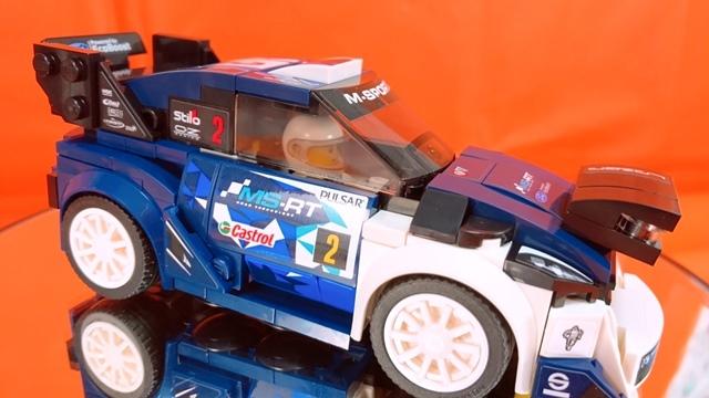 レゴラリーカー5