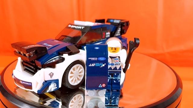 レゴラリーカー6