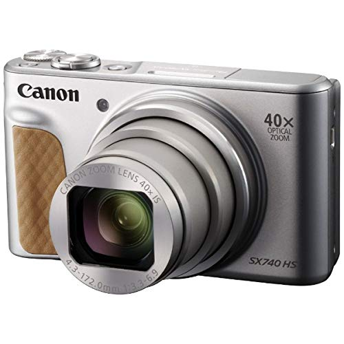 canon Powerhot SX740 HS5