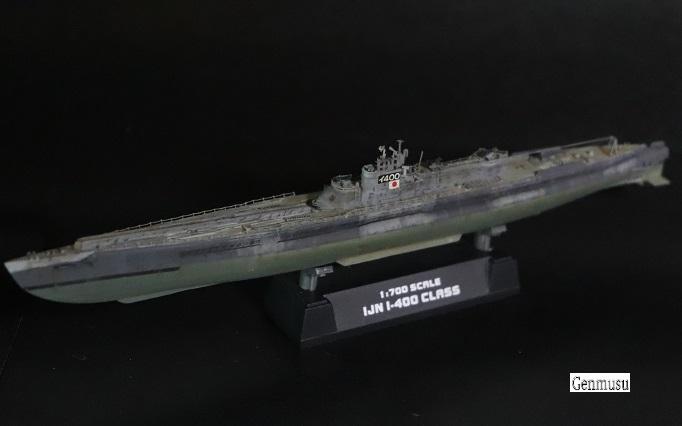 伊400潜水艦