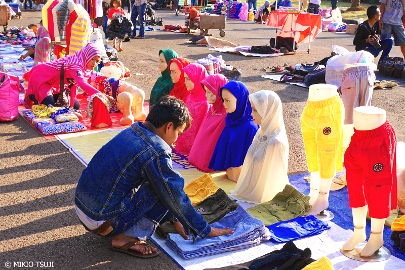 絶景探しの旅 - 0704 バザー (インドネシア ジャカルタ)