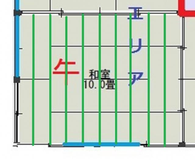 古民家平面図0038