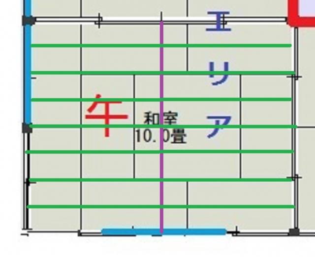 古民家平面図0040