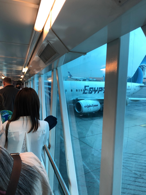 B411-4飛行機2018-09-16